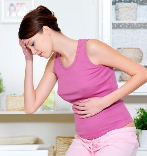 Проблемы во время беременности