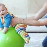 Развитие двухмесячных младенецев фото